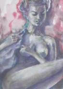 Picturi cu potrete/nuduri Nud 5