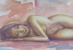 Picturi cu potrete/nuduri Nud 8