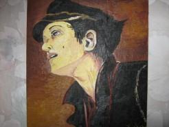 Picturi cu potrete/nuduri Ramas bun
