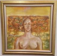 Picturi cu potrete/nuduri Fructul pamintului ulei pe pinza