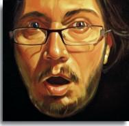 Picturi cu potrete/nuduri Autoportret 1
