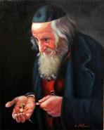 Picturi cu potrete/nuduri Avarul