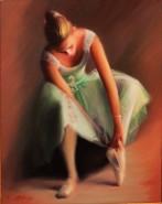 Picturi cu potrete/nuduri Balerina 03