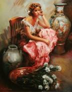 Picturi cu potrete/nuduri Florareasa