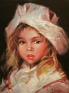 Picturi cu potrete/nuduri Hanna