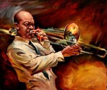 Picturi cu potrete/nuduri Jazz 1