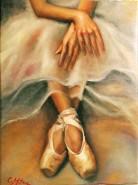 Picturi cu potrete/nuduri Love for dance 2