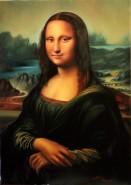 Picturi cu potrete/nuduri Mona lisa