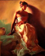 Picturi cu potrete/nuduri Nud 102