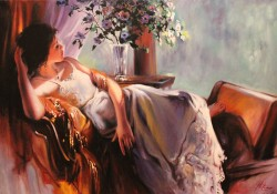 Picturi cu potrete/nuduri Portret 100
