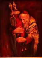 Picturi cu potrete/nuduri Portret evreu