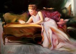 Picturi cu potrete/nuduri Siesta