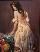 Picturi cu potrete/nuduri Vanessa