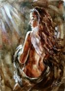 Picturi cu potrete/nuduri Inger-studiu