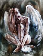 Picturi cu potrete/nuduri Ingeras