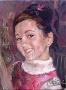 Picturi cu potrete/nuduri Nicoleta