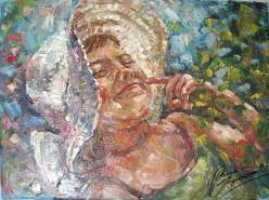 Picturi cu potrete/nuduri Palaria