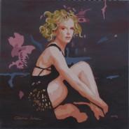 Picturi cu potrete/nuduri Nicole