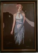 Picturi cu potrete/nuduri Signora