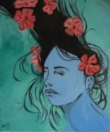 Picturi cu potrete/nuduri Adiere