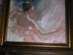 Picturi cu potrete/nuduri Gratie divina