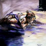 Picturi cu potrete/nuduri Visand la tine
