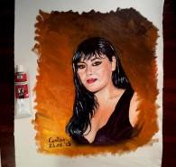 Picturi cu potrete/nuduri Mirela