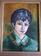 Picturi cu potrete/nuduri Adolescent