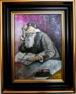 Picturi cu potrete/nuduri Inteleptul