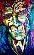 Picturi cu potrete/nuduri Omul din adancuri