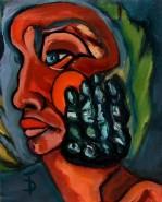 Picturi cu potrete/nuduri Pe ginduri
