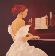 Picturi cu potrete/nuduri Muzica2