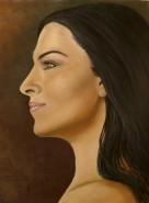Picturi cu potrete/nuduri Mindra gina