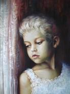 Picturi cu potrete/nuduri Asteptand
