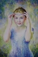 Picturi cu potrete/nuduri Innocence