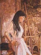 Picturi cu potrete/nuduri Nicola 1