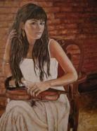 Picturi cu potrete/nuduri Nicola 2