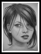 Picturi cu potrete/nuduri Portret 2