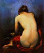 Picturi cu potrete/nuduri Nud 7