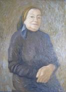 Picturi cu potrete/nuduri Bunica materna
