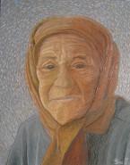 Picturi cu potrete/nuduri Bunica paterna