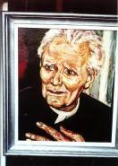 Picturi cu potrete/nuduri Cardinal todea