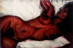 Picturi cu potrete/nuduri Nud