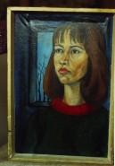 Picturi cu potrete/nuduri Portret1