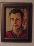 Picturi cu potrete/nuduri Portret8
