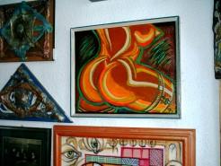 Picturi cu potrete/nuduri Tors
