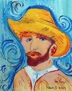 Picturi cu potrete/nuduri Van gogh