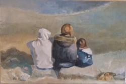 Picturi cu potrete/nuduri Povestea lor