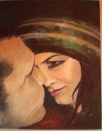 Picturi cu potrete/nuduri Promisiune