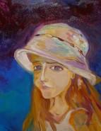 Picturi cu potrete/nuduri Lala